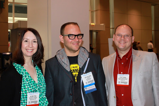 Episode 28: Cory Doctorow - Librarians are ROCKSTARS!