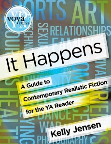 It Happens- A Guide to Contemporary Realistic Fiction for the YA Reader Cover
