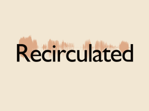 recirculated